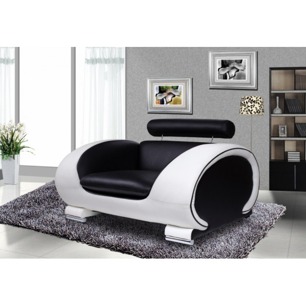 fauteuil blanc. Black Bedroom Furniture Sets. Home Design Ideas