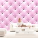 Papier peint XXL - Pink Elegance