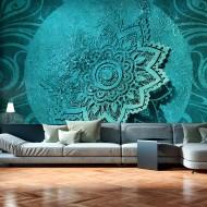 Papier peint  Azure Flower