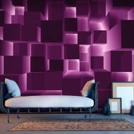 Papier peint  Purple Hit