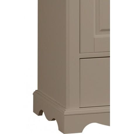 Echantillon meubles taupe