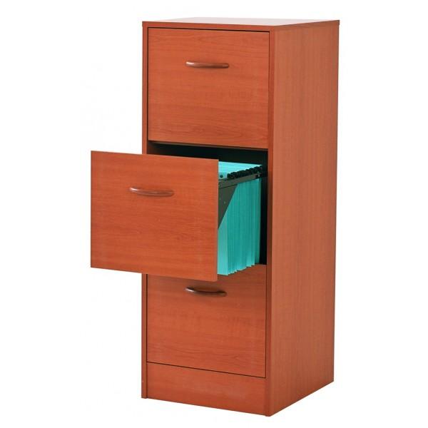 Classeur 3 tiroirs pour dossiers suspendus beaux meubles - Meuble tiroir dossier suspendu ...