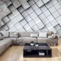 Papier peint - Gray background 3D