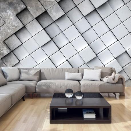 Papier peint  Gray background 3D