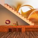 Papier peint - Orange dream