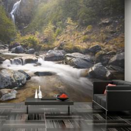 Papier peint - Ohakune - Waterfalls in New Zealand