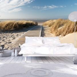 Papier peint - Plage - Mer du Nord, Langeoog