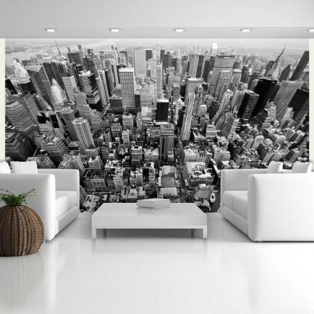 Papier peint  ÉtatsUnis, New York noir et blanc
