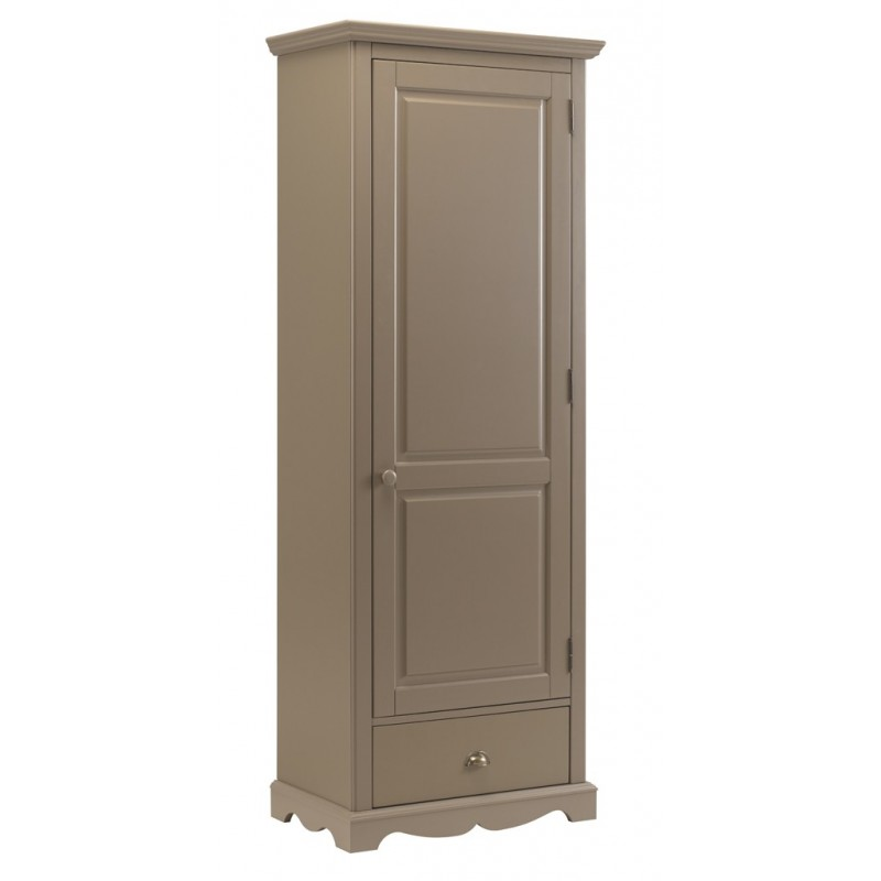 armoire bonneti re taupe charme beaux meubles pas chers. Black Bedroom Furniture Sets. Home Design Ideas