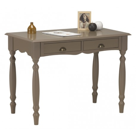 Table à écrire Taupe