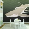 Papier peint - Créature sous-marine