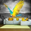 Papier peint - Exotic parrot