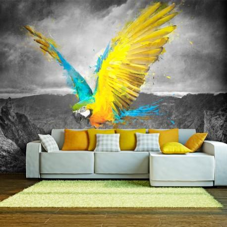 Papier peint  Exotic parrot