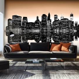 Papier peint - Sinking NYC