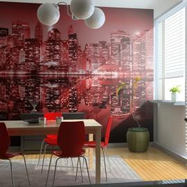 Papier peint - American redness