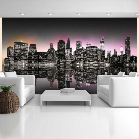 Papier peint  La ville qui ne dort jamais  New York