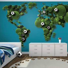 Papier peint - A World of football