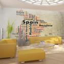 Papier peint - Colors of Spain