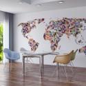 Papier peint - World of entertainment