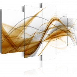 Tableau - Souffle de l'abstraction