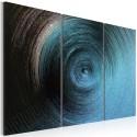 Tableau - Au centre de l'oeil du cyclone