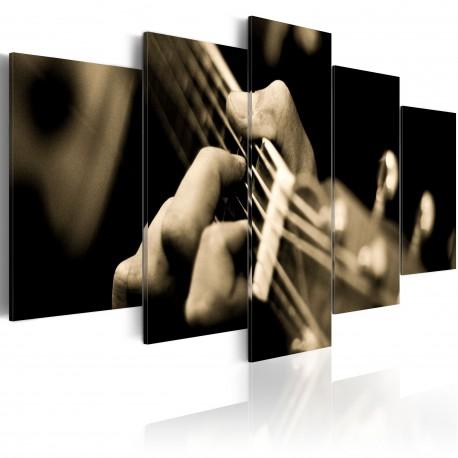Tableau  Guitare classique