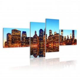 Tableau - Fiery New York