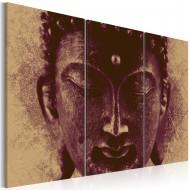 Tableau  religion bouddhisme