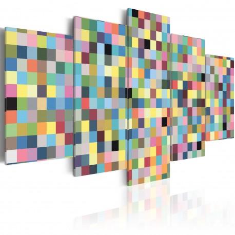 Tableau  Colors factory