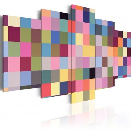 Tableau  Gallery of colors