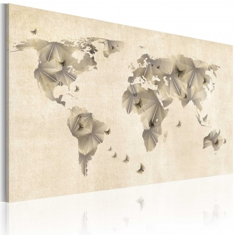 Tableau  Atlas des papillons