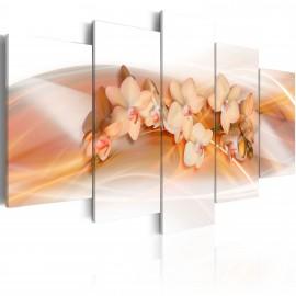 Tableau - Orchidée - décoration raffinée