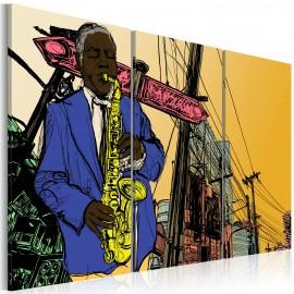 Tableau - Jazz pour les connaisseurs