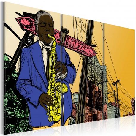 Tableau  Jazz pour les connaisseurs