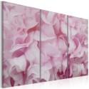 Tableau - Azalea en rose