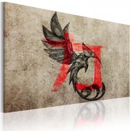 Tableau - Birth of the Dragon