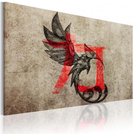 Tableau  Birth of the Dragon