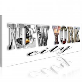 Tableau - Quartiers de New York