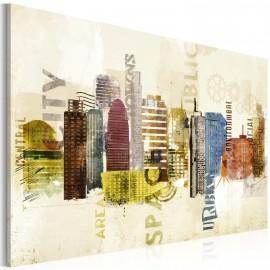 Tableau - Urban design