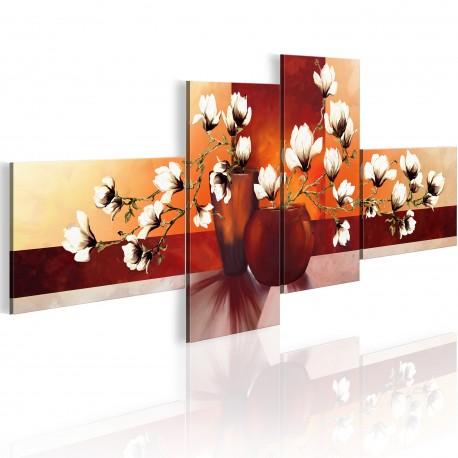 Tableau  Magnolias  impressions