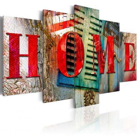 Tableau  Elements of home