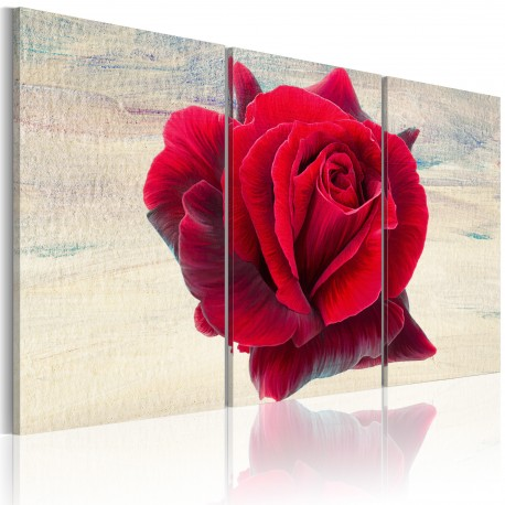 Tableau  Lyrical rose
