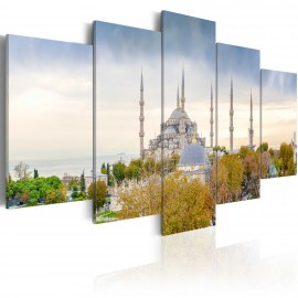 Tableau - Hagia Sophia - Istanbul,Turquie