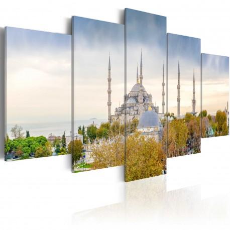 Tableau  Hagia Sophia  Istanbul,Turquie