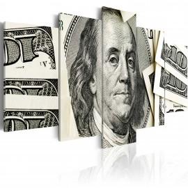 Tableau - $100: Benjamin Franklin