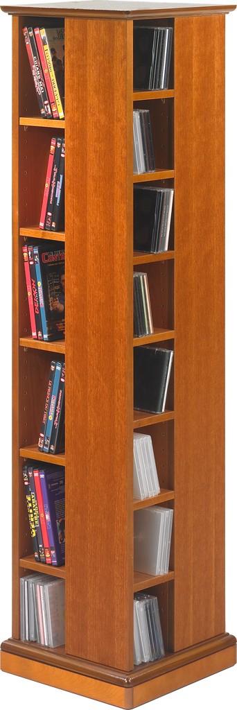 tour de rangement dvd hoze home. Black Bedroom Furniture Sets. Home Design Ideas