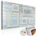 Tableau en liège - Retro Gallery [Corkboard]