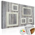 Tableau en liège - Stylish Gallery [Corkboard]
