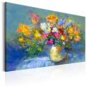 Tableau peint à la main -  Autumn Bouquet
