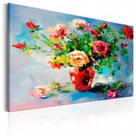 Tableau peint à la main - Beautiful Roses